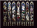 SK7953 : East Window, St Mary's Church by David Dixon