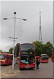 TQ3370 : Crystal Palace Bus Station by Martin Addison