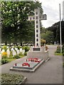 SK8052 : Polish War Memorial, Newark Cemetery by David Dixon