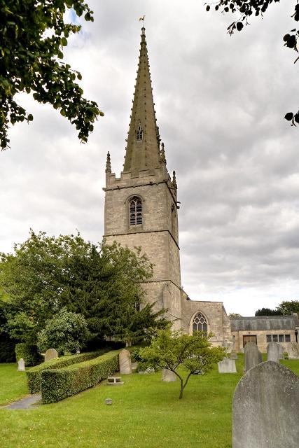 The Parish Church of St Giles, Balderton