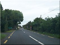 N6468 : Entering Clonmellon from the south along the N52 by Eric Jones