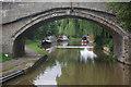 SJ4465 : Rowton Bridge, Shropshire Union Canal by Stephen McKay