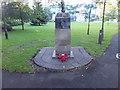 NZ2464 : Burma War Memorial by Barbara Carr