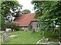 SU8403 : Apuldram - Church of St Mary by Rob Farrow