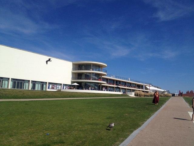 De La Warr Pavilion, Bexhill on sea