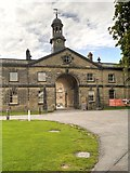 SE4017 : Stables Entrance, Nostell Priory by David Dixon