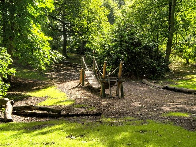 Children's Play Area, Nostell Park