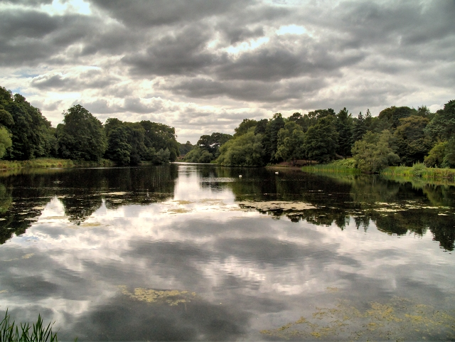Nostell Park, Middle Lake