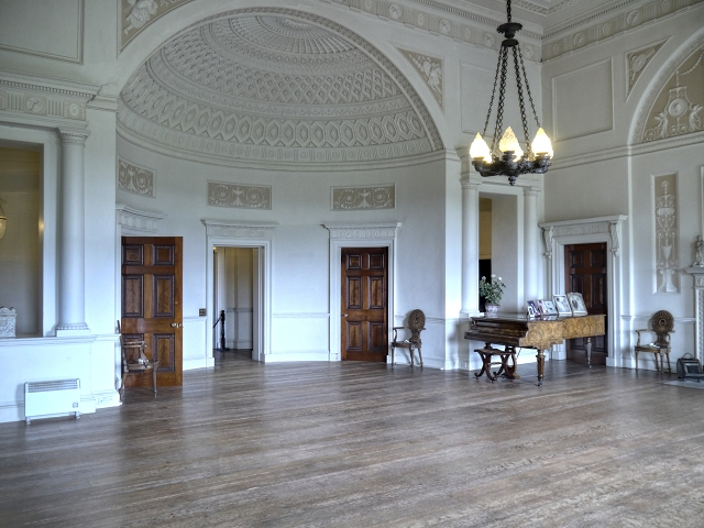 Nostell Priory, Top Hall