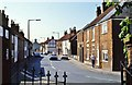 TA1830 : Main Street, Preston, Yorkshire by Bernard Sharp