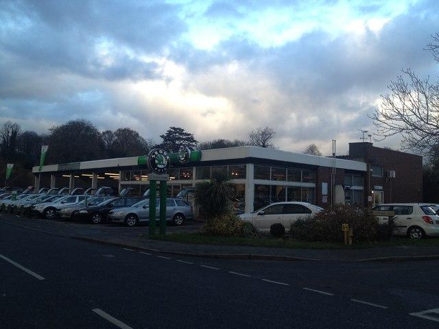 Station Garage, Ewhurst