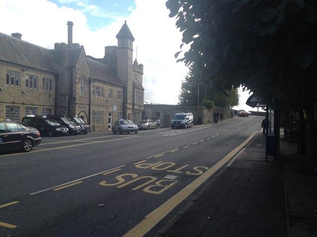 Station Road, Lancaster