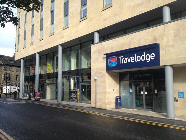 Travelodge, Lancaster