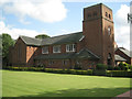 SP1295 : Sutton Coldfield Methodist Church, South Parade by Robin Stott