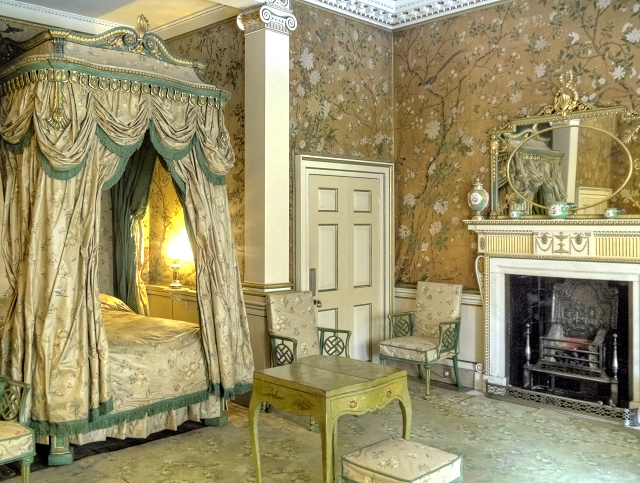 Nostell Priory, State Dressing Room