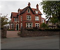 SO7845 : Wishmoor Care Home Great Malvern by Jaggery
