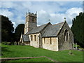 ST7159 : All Saints, Dunkerton: September 2013 by Basher Eyre