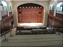SP5206 : Oxford Centre for Islamic Studies, auditorium by David Hawgood
