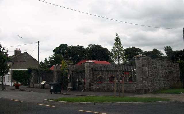 The Old Market Square, Clonmellon