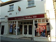 SY6990 : EDinburgh Woollen Mill, South Street by Basher Eyre