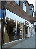 SY6990 : Clinton Cards, South Street by Basher Eyre