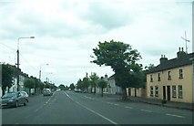 N6468 : The wide main street of Clonmellon, Westmeath by Eric Jones
