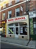 SY6990 : Bath Travel, South Street by Basher Eyre