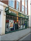SY6990 : Dry cleaners in South Street by Basher Eyre