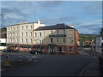 SX9193 : Great Western Hotel, Exeter by David Smith