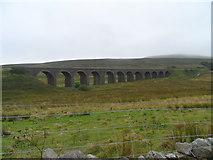 SD7992 : Dandrymire Viaduct, Carlisle- Settle Railway by Bikeboy
