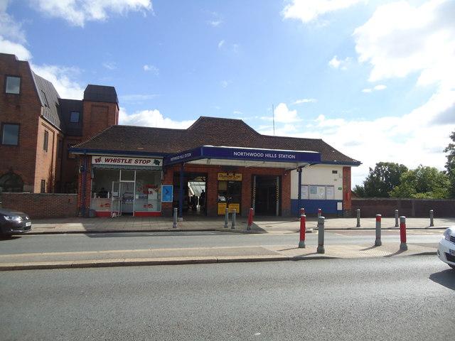 Northwood Hills underground station