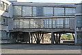 NS2374 : Former Greenock High School building by Thomas Nugent