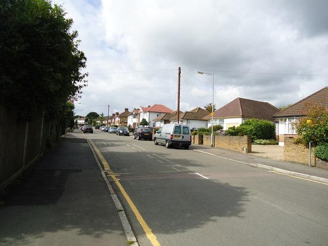 Norwich Road, Northwood Hills