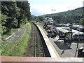 SK3354 : Whatstandwell station by John Slater