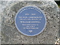 TM5076 : William Godell Commemorative Stone in Southwold (1) by David Hillas