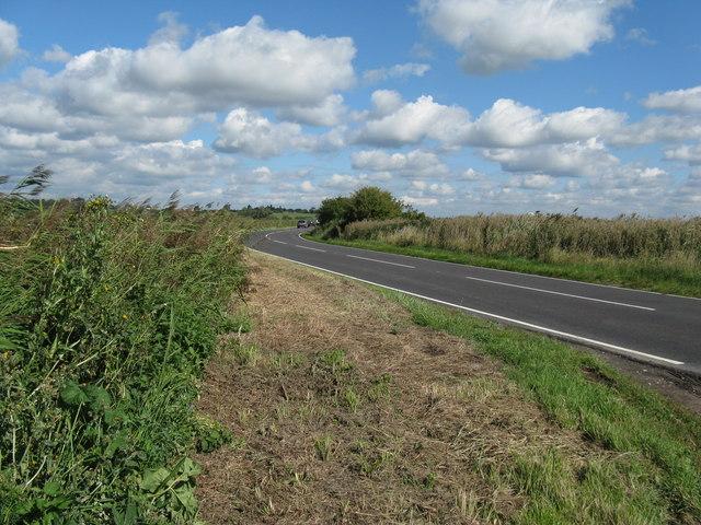 Wartling Road north to Wartling