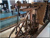 TQ2679 : Science Museum - the 'lap engine' by Chris Allen