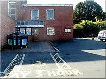 SO7875 : Citizens Advice Bureau in Bewdley by Jaggery