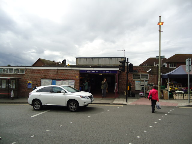 Northwood underground station