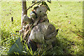 SW7947 : Eeyore Piglet and Pooh by Elizabeth Scott