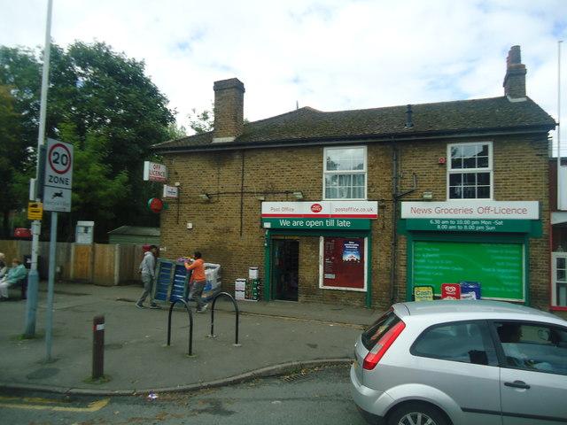 Post Office, Harefield