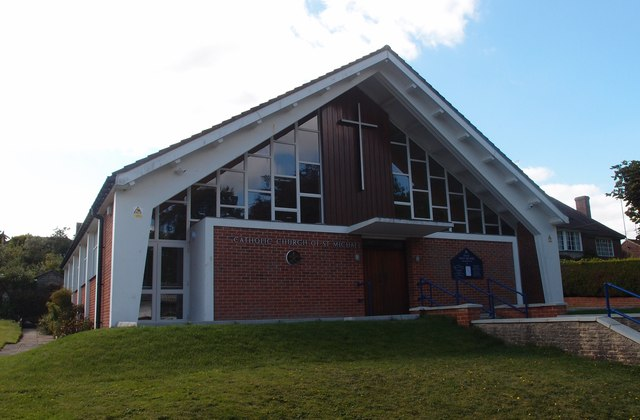 St Michael's Roman Catholic Church, Sonning Common