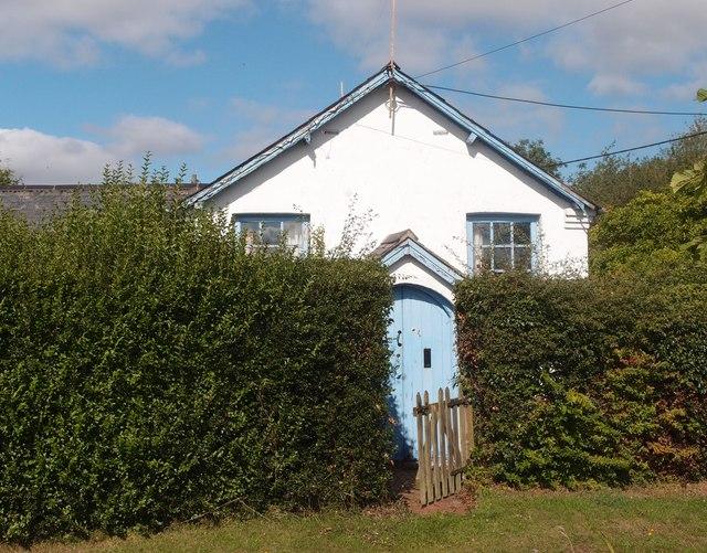 Former Park Corner Methodist Chapel