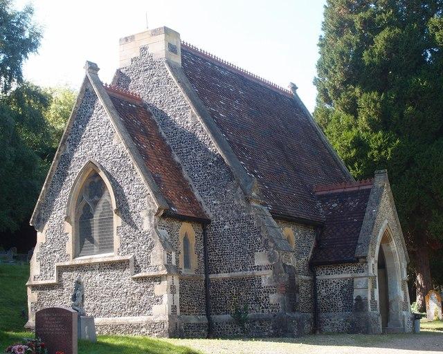 Henley-on-Thames Fair Mile Church of England Cemetery Chapel