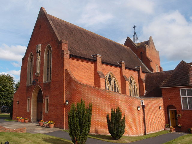 Sacred Heart Roman Catholic Church, Henley-on-Thames