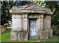 SU7586 : Mackenzie Mausoleum, Fawley Churchyard by Des Blenkinsopp