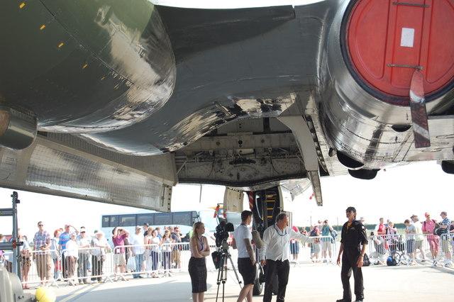 Under the Vulcan