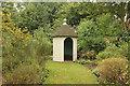 TQ1772 : Ham House gazebo by Richard Croft
