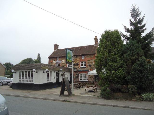 The Royal Oak public house, Ifield