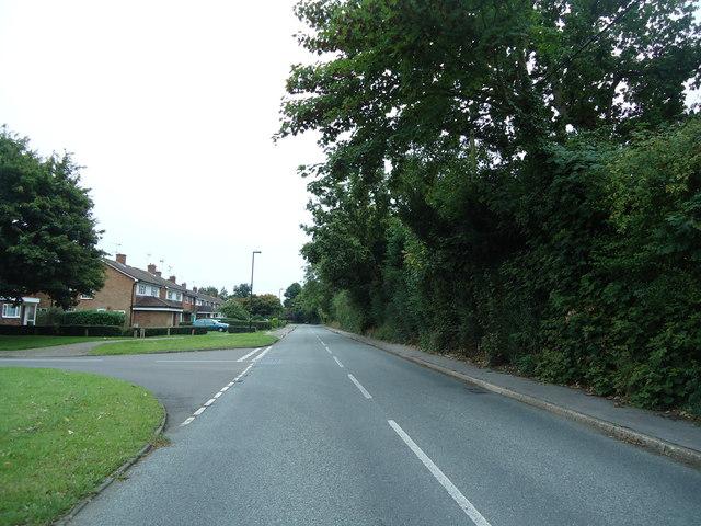 Rusper Road, Ifield